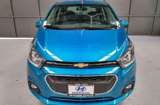 Chevrolet Beat 2020 Azul