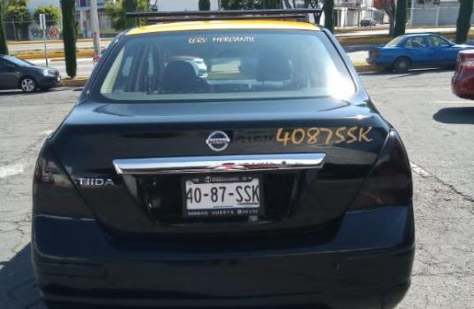 Nissan Tiida Manual
