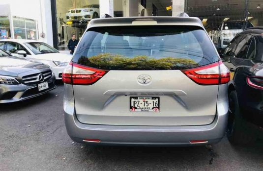 Toyota Sienna Motor 3.5 Lts, Equipo Electrico