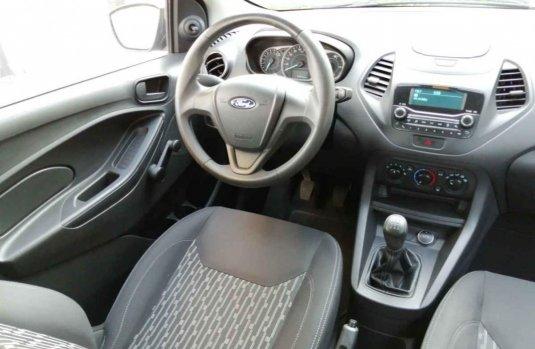 Ford Figo 2019 4p Impulse L4/1.5 Man A/A.