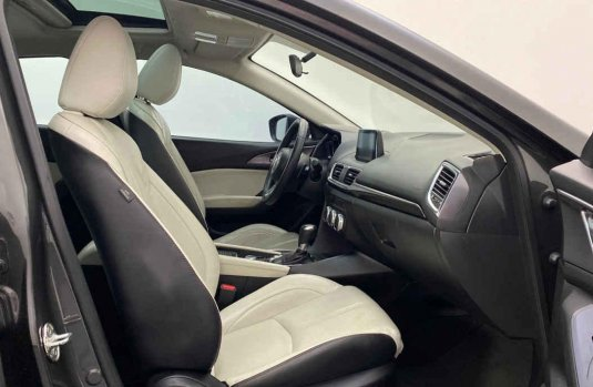 Mazda 3 2017 Con Garantía At