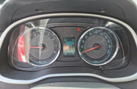 Chevrolet Aveo 2019 Rojo