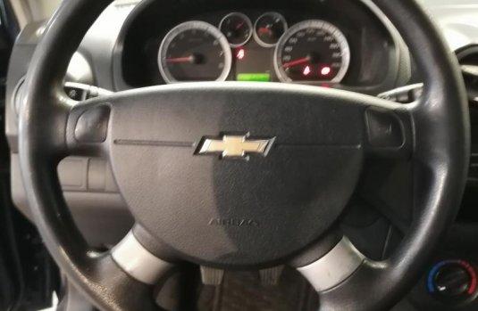 Excelente unidad Chevrolet Aveo