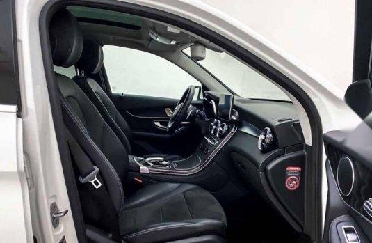 26203 - Mercedes Benz Clase GLC 2017 Con Garantía