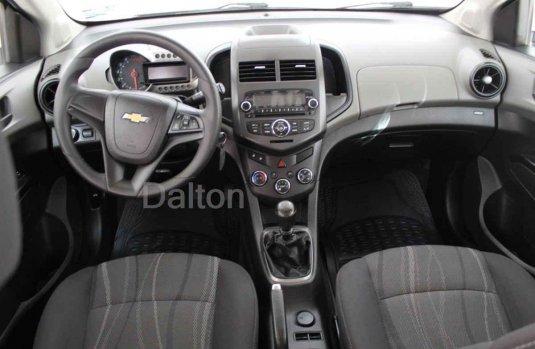 Chevrolet Sonic 2016 Rojo