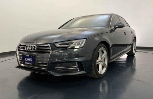 Audi A4 2018 Con Garantía At