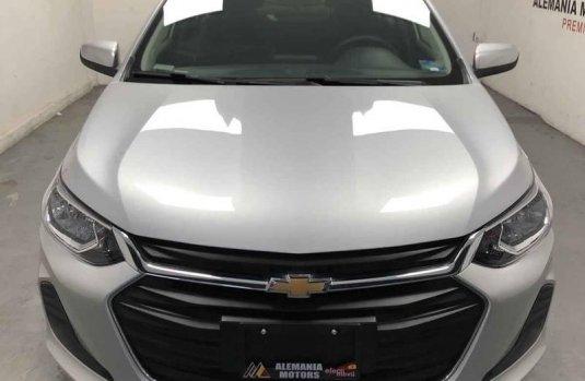 Chevrolet Onix 2021 4p LT L3/1.0/T Man (C)