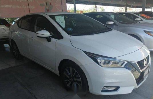 Nissan Versa advance automático 2020 sólo 300 km