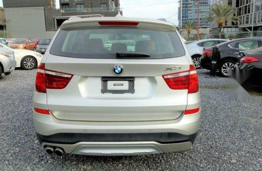 BMW X3 2017 2.0 Xdrive28ia X Line At