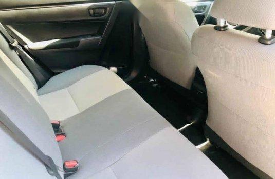 Toyota Corolla 2016 4p Base L4/1.8 Aut