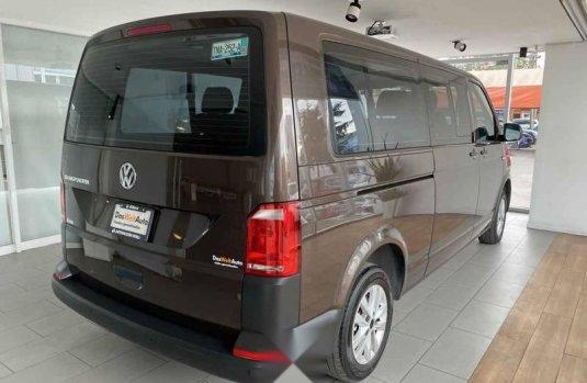 Volkswagen Transporter 2019 5p TDI L4/2.0/T Aut 9/