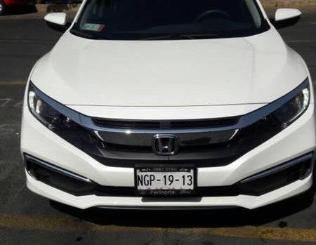 Honda civic ex sedan 2019 factura original