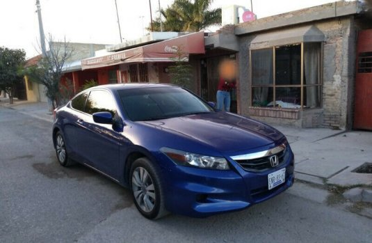 Honda Accord Coupe 2011 4 cilindros