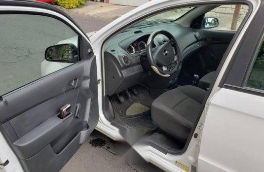 Chevrolet Aveo LT Paq F 2016