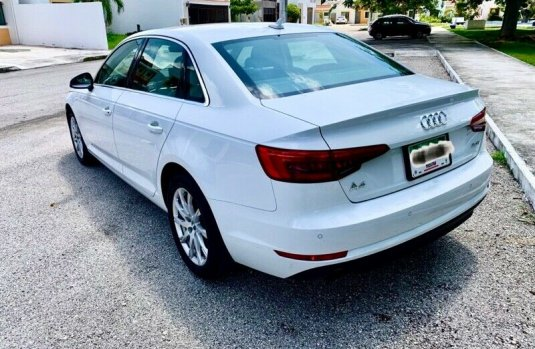 A4 Select 2017 , 51,000 km impecable