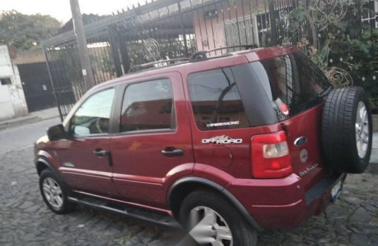 Ford Ecosport 2006 electrica
