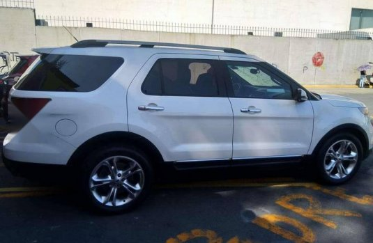 Ford Explorer 2013 Limited impecable todo original