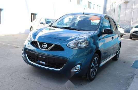 Nissan March 2017 1.6 Sr Navi Mt
