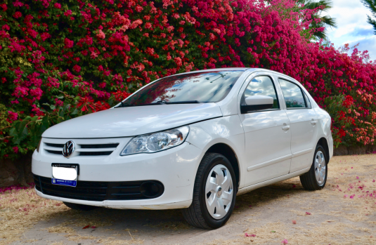Volkswagen Gol 2013 Sedan