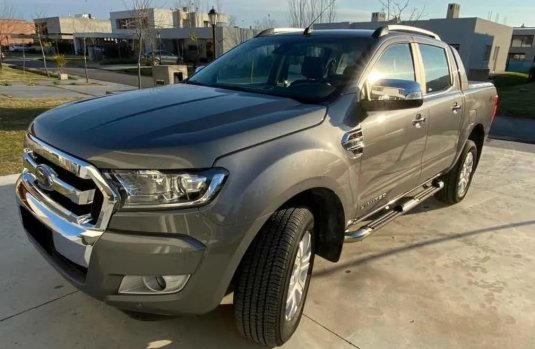 Ford Ranger 3.2 Cd Limited Tdci
