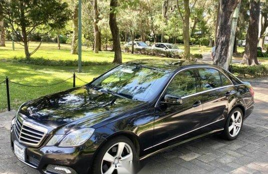 Mercedes benz e350 sport huele a nuevo perfecto