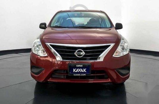 24422 - Nissan Versa 2018 Con Garantía Mt