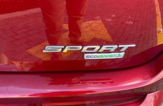 Ford Edge Sport V6 Ecoboost CRÉDITO