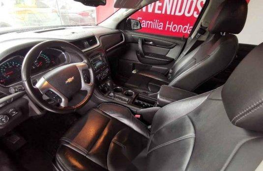 Chevrolet Traverse 2017 5p LT V6/3.6 Aut 7/Pas