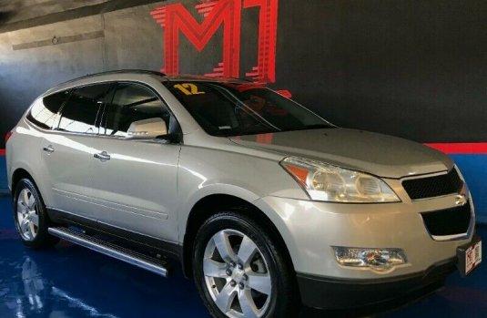 Chevrolet Traverse LT Paq C T/A 2012 Arena $ 194,000