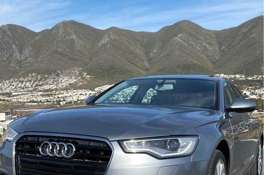 Audi A6 2012 Coupé
