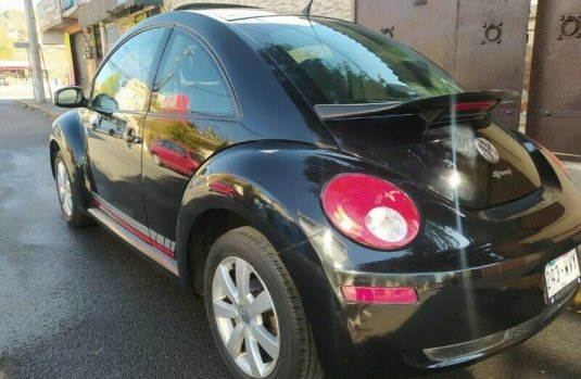 Volkswagen Beetle 2009 Gls Standar Rines Quemacocos Cd Alerón Aire/Ac