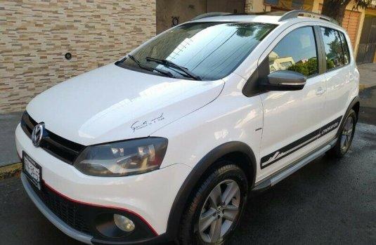 Volkswagen Crossfox 2012 Máximo Lujo Quemacocos Piel Standar Rines Aire/Ac Cd Llantas Nuevas