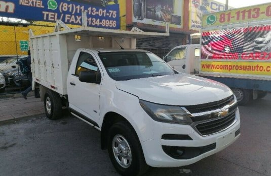 CHEVROLET S-10 2017 ESTAQUITAS