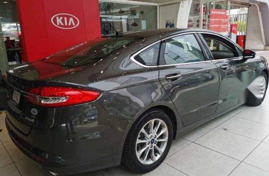 Ford Fusion 2017 4p SE Hibrido Aut