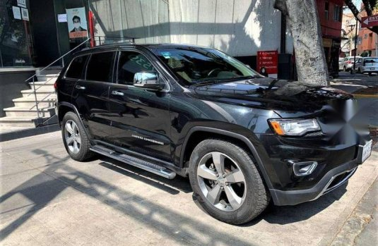 JEEP GRAND CHEROKEE LIMITED LUJO V8