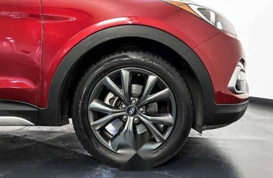 31542 - Hyundai Santa Fe 2017 Con Garantía At