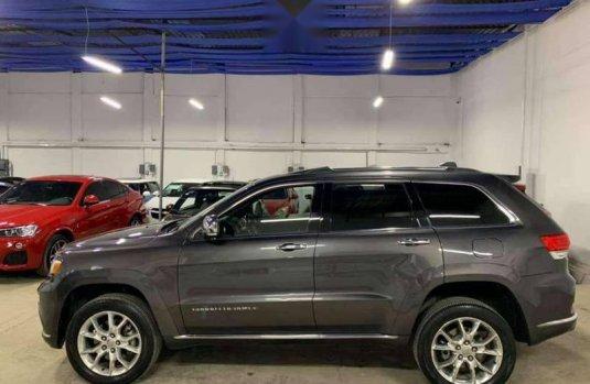 Jeep Grand Cherokee Summit 4x4 V8 2014 Fac Agencia