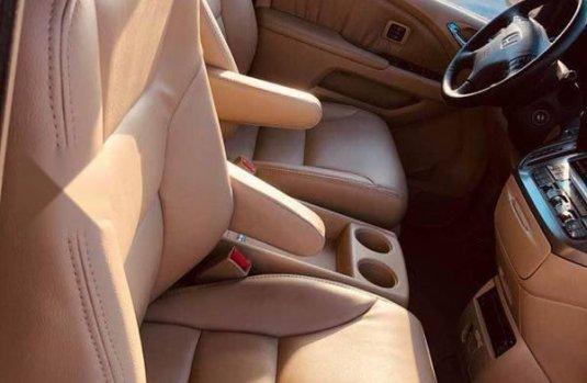 Honda Odyssey Equipada un dueño