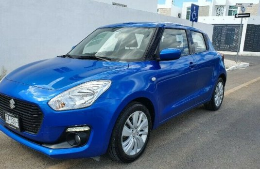 SWIFT 2019 GLS FACTURA DE AGENCIA UNICO DUEÑO CON 15,000 KMS