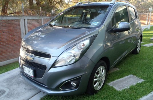CHEVROLET SPARK LTZ DE MAYOR LUJO 28 MIL KM FACTURA ORIGINAL UNICA DUEÑA