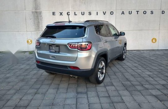 Jeep Compass 2018 2.4 Limited Premium At
