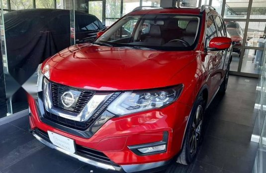 X-TRAIL EXCLUSIVE 2018