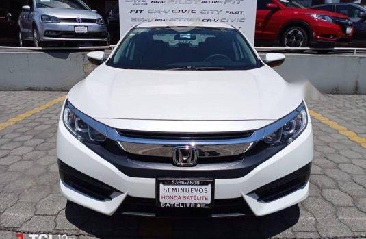 Honda Civic 2017 2.0 EX Sedan Mt