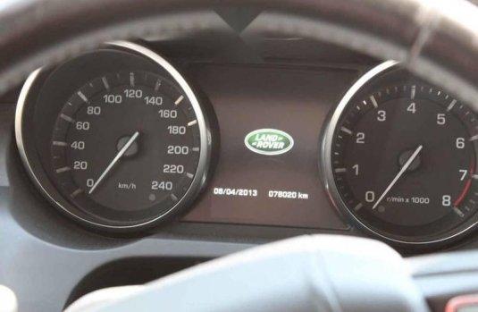 Land Rover Range Rover Evoque 2014 5p Prestige L4/