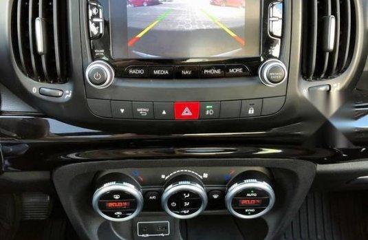 Fiat 500 L Único Dueño 38mil Km 2016
