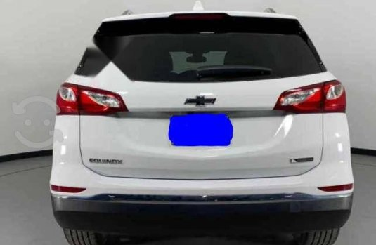 Chevrolet Equinox 1.5 Premier Plus At