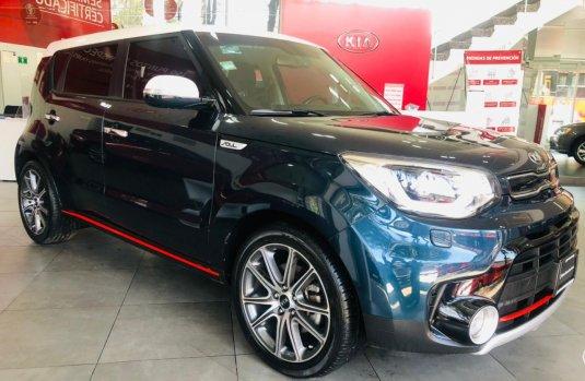 Kia Soul 2018 SX Turbo Somos Agencia