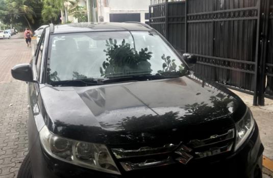Suzuki Vitara 2016 Negro