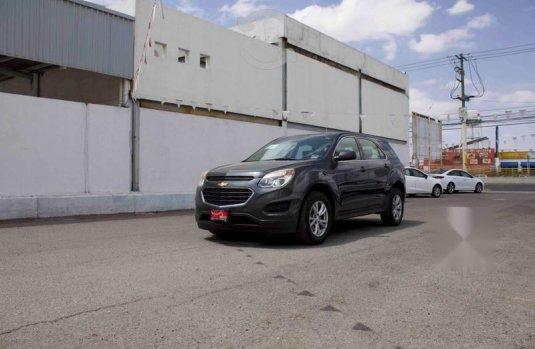 Chevrolet Equinox 2017 2.4 LS At