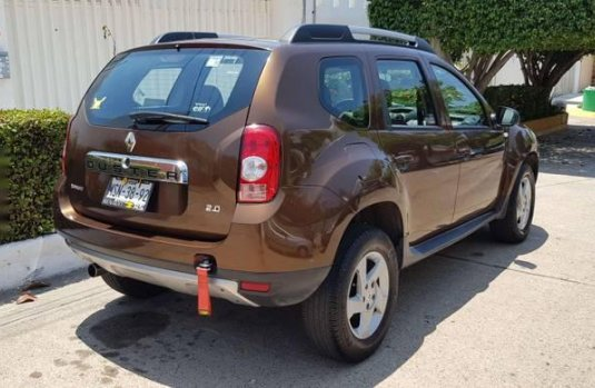 RENAULT DUSTER 2015 DYNAMIQUE EQUIPADA IMPECABLE